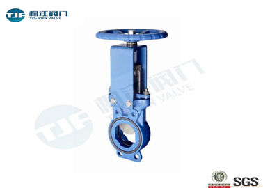 Through Conduit Industrial Gate Valve WCB / CF8M Made With Pneumatic Actuator